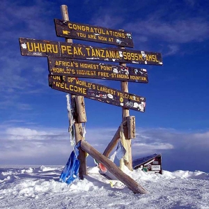Conquering Kilimanjaro, The Kit, The Climb, The Challenge