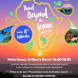 Sustainable Travel Event - 15th September 2019